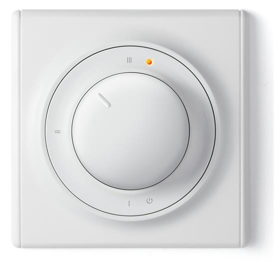 Терморегулятор ОКЕ-10 белый в комплекте - фото 6105