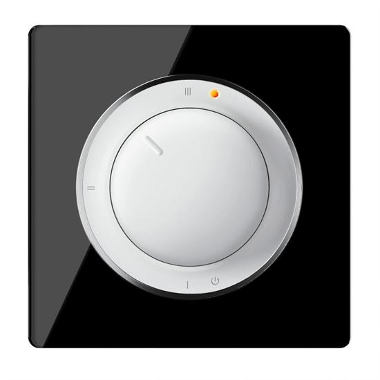 Комплект: Терморегулятор OneKeyElectro ОКЕ-10 + рамка стеклянная - фото 6121