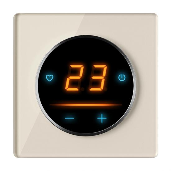 Комплект: Терморегулятор OneKeyElectro c WiFi ОКЕ-20 + рамка стеклянная - фото 6125