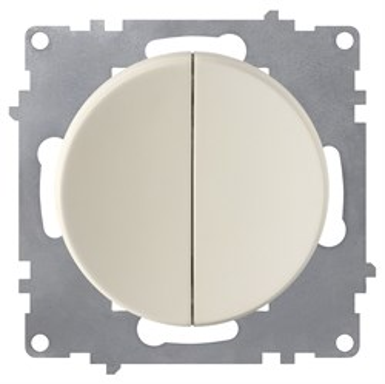 Выключатель OneKeyElectro двойной - фото 8563
