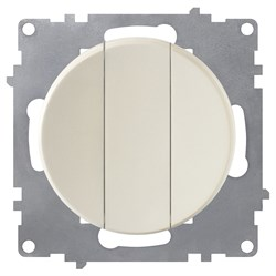 Выключатель OneKeyElectro тройной - фото 8619
