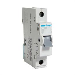 Автоматический выключатель Hager 1P 4, 5kA C-32A 1M