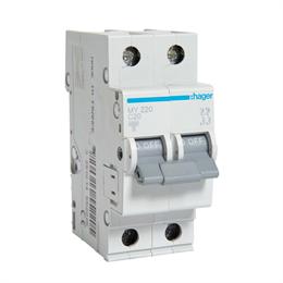 Автоматический выключатель Hager 2P 4, 5kA C-20A 2M