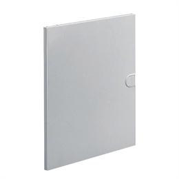 Дверца стальная Hager для Volta 2-рядного