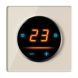 Комплект: Терморегулятор OneKeyElectro c WiFi ОКЕ-20 + рамка стеклянная